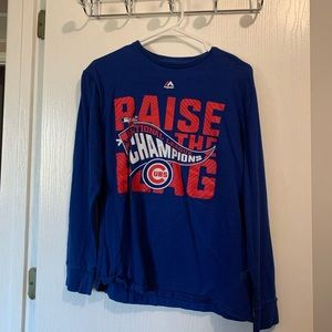 Chicago Cubs Long Sleeve